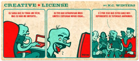 Creative-License-026-Tutoriais